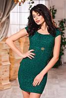 Платье женское украшение узор