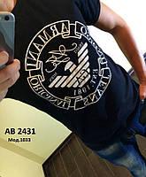 """Мужская футболка  """" Armani """" Dress Code"""