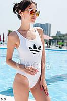 """Стильный женский купальник-боди  """" Adidas """" Dress Code"""