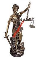 Статуэтка подарок Фемида Богиня правосудия