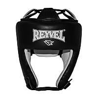 Шлем боксерский REYVEL винил (1)