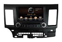 Головное мультимедийное устройство Mitsubishi Lancer X