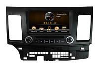 Головное мультимедийное устройство Mitsubishi Lancer X i10