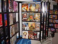Торговое оборудование для продажи DVD дисков
