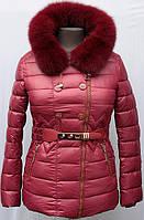 Куртка зимняя женская BRIGHT на синтепоне