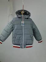 Курточка-трансформер деми 122р.
