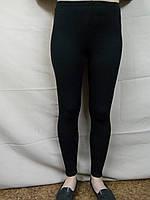 Лосины женские трикотажные утепленные с начесом норма