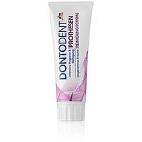 Крем - паста для чистки зубных протезов Dontodent Prothesen Reinigungscreme 75мл