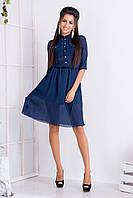 Платье женское рубашка, фото 1