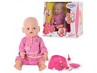 Интерактивная кукла пупс Baby Born 8001-4