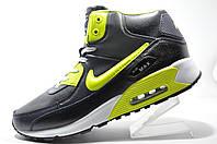 Зимние кроссовки мужские Nike Air Max 90 Winter