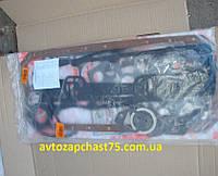 Ремкомплект двигателя Зил 130 (полный комплект + сальник коленвала) 22 наименования (Украина)
