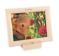 """Пазл с деревянной рамкой """"Розы"""", Hape 824778"""