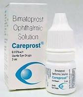 Careprost сыворотка для роста ресниц