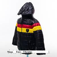 Куртка осенняя для мальчиков рост 122-152 см Benetton analogue