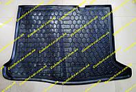 Полиуретановый коврик в багажник  Renault Sandero (Рено Сандеро)