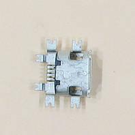 Разъем зарядки (коннектор) для HTC A8181, A6380, T5555, X515m, Z710e, SZ715e Original