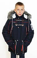 Зимняя куртка для мальчика 0202