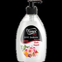 """Жидкое мыло Fonex """"Цветочный букет"""" 350мл"""