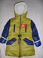 """Стильная курточка для модных девочек """"ДАНА"""""""