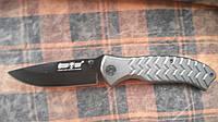 Нож складной E-33 рыбацкий качественный туристический ножик