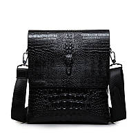 Мужская  сумка-мессенджер через плечо