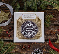 Корпоративные подарки. Медали из шоколада