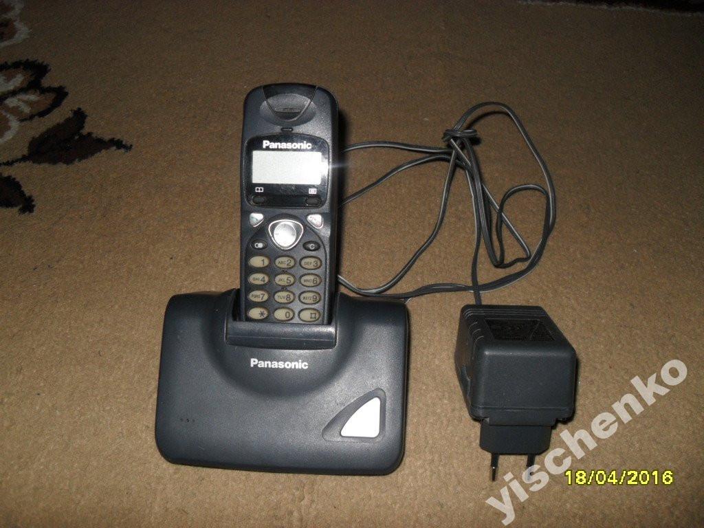 Радиотелефон Panasonic KX-TCD700G