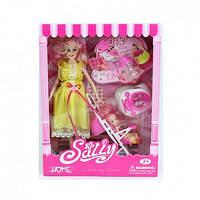 Кукла Barbie Sally беременная с ребенком и с аксессуарами KX 8800
