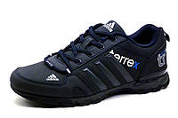 Кроссовки мужские Adidas Terrex, темно-синие., р. 43 46, фото 1