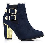 Женские ботинки Alya blue, фото 1