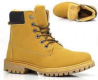 Женские ботинки Ancha YELLOW , фото 1