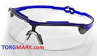 Очки прозрачные поворотные дужки