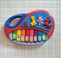 Детская интерактивная музыкальная игрушка пианино