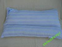 Подушка ортопедическая Поплин-Валик 50*70 файбер