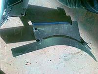 Долото, Бритва, стойка, лапа культиватора КРН, фото 1