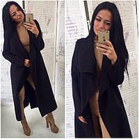Женское модное удлиненное пальто (5 цветов)