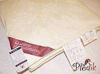 Одеяло шелковое 200х220 Goldentex 2 кг., кремовое.