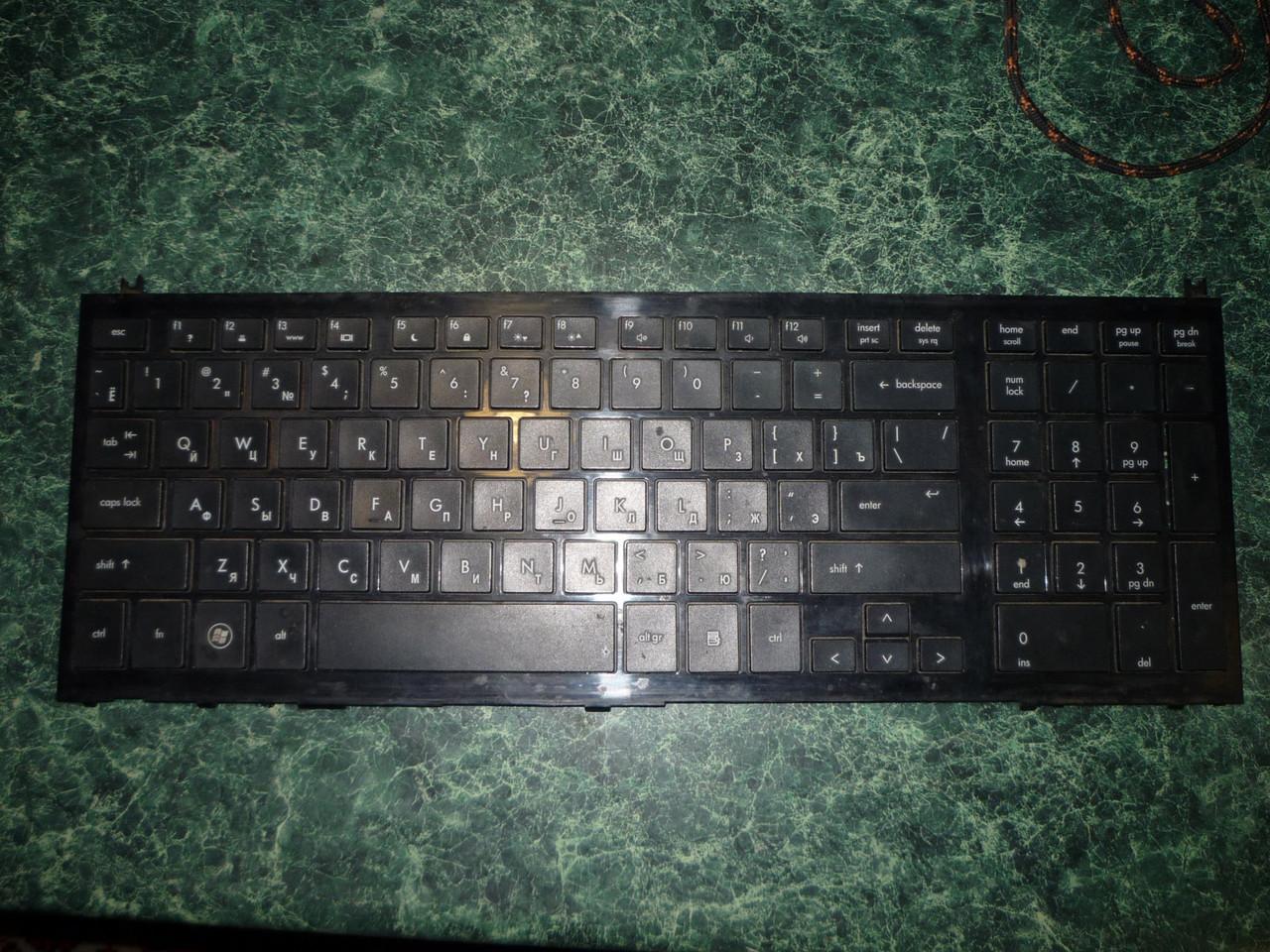 Клавиатура HP ProBook 4510, 4515, 4710