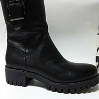 Ботинки кожаные зимние BestBut