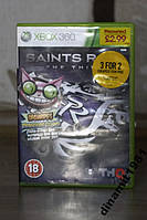 Игра для Xbox 360 Saints Row The Third ЛИЦЕНЗИЯ