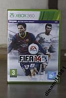 Игра для Xbox 360 FIFA 2015 ЛИЦЕНЗИЯ