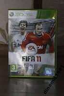 Игра для Xbox 360 FIFA 2011 ЛИЦЕНЗИЯ