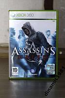 Игра для Xbox 360 Assassins Creed ЛИЦЕНЗИЯ