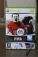 Игра для Xbox 360 FIFA 2008 ЛИЦЕНЗИЯ