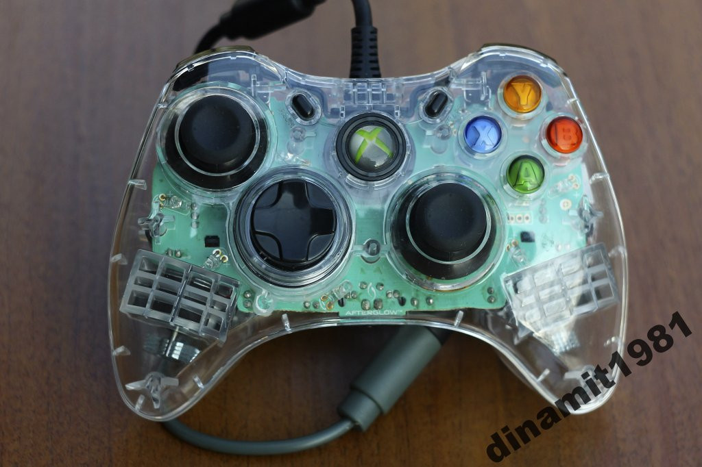 Джойстик (геймпад) для Xbox 360