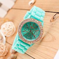Женские часы Geneva Michael Kors Style мятные