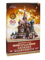 Сборная модель из картона 195 Покровский Собор Храм Василия Блаженного (Москва)