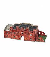 Холмские ворота. Брестская крепость. Сборная модель из картона. Масштаб 1/120