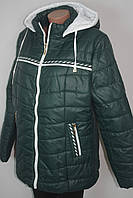 Женская куртка демисезонная 52,54,56,58,60р